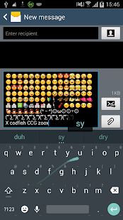 Android L Keyboard -Emoji Free