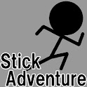 Stick Adventure logo