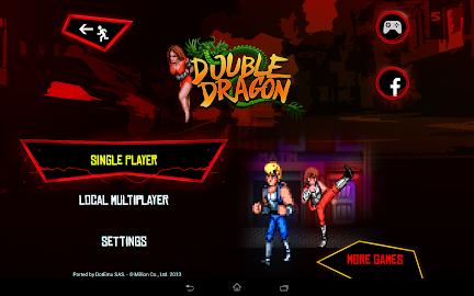 Double Dragon Trilogy Screenshot 14
