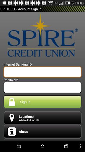 SPIRE Credit Union Mobile
