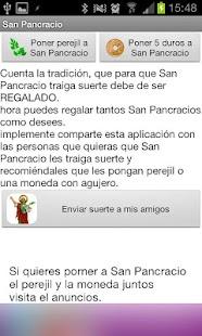 San Pancracio Widget - screenshot thumbnail