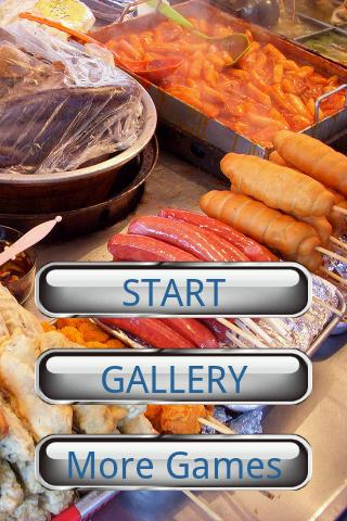 Food Puzzle:Korean Cuisine - screenshot