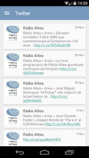 Ràdio Altea- screenshot thumbnail