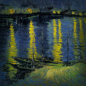 Vincent Van Gogh Gallery Atom