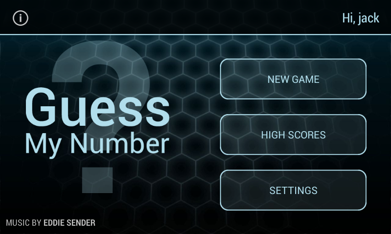 Guess My Number! Puzzle game- screenshot