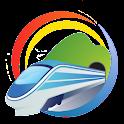 大陸火車(火車/時刻表/火車時刻表) logo
