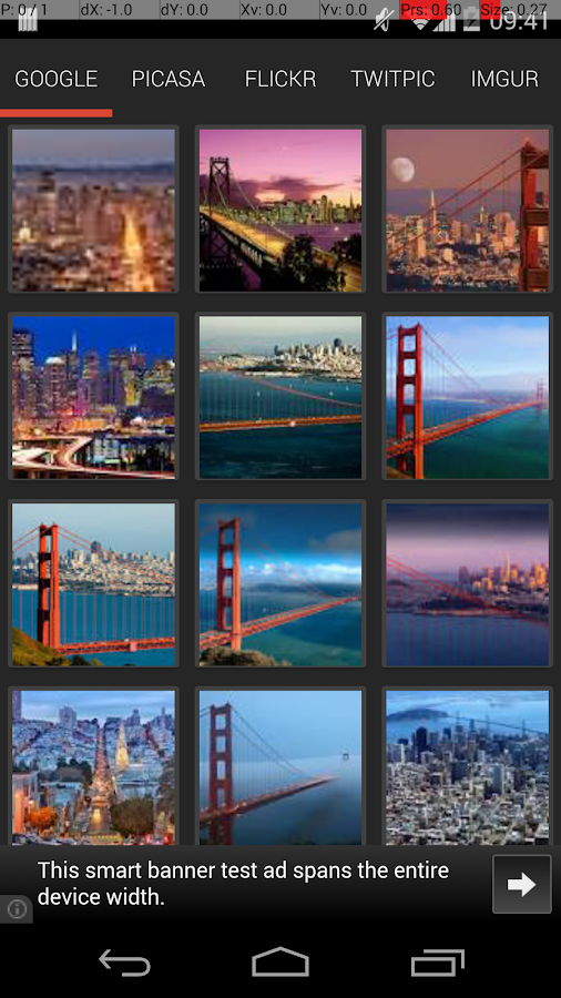 Image Search- screenshot