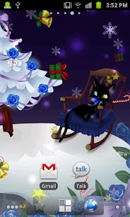 Christmas Live Wallpaper_free- screenshot thumbnail