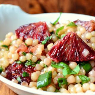 Blood Orange and Couscous Salad Recipe