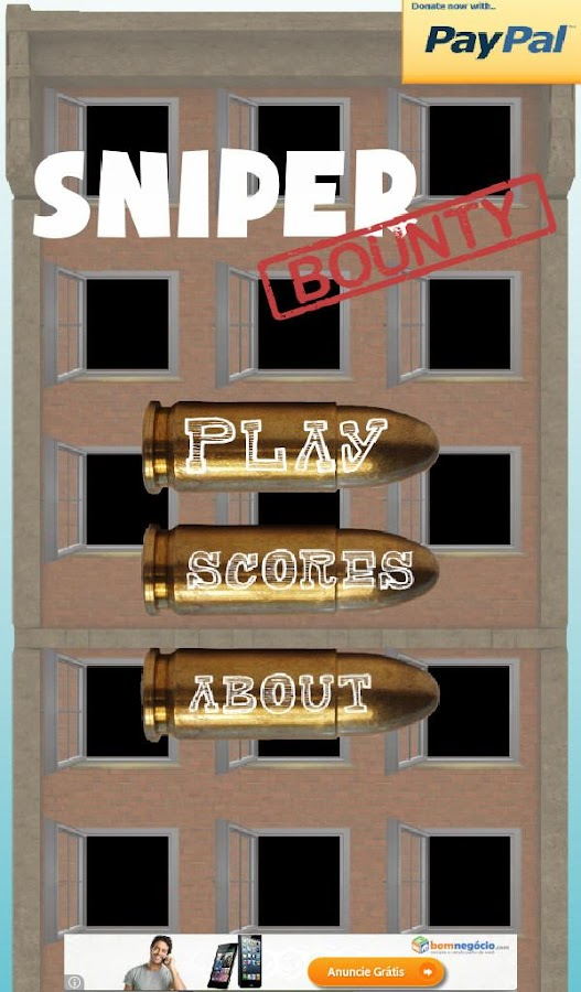 Sniper Bounty - screenshot