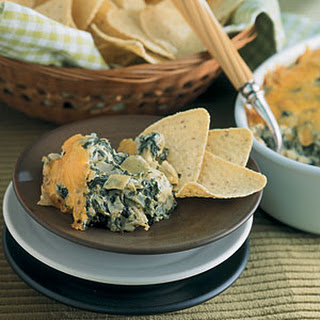 Hot Spinach-Artichoke Dip.