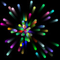 Colored Particles Live Wallpap icon