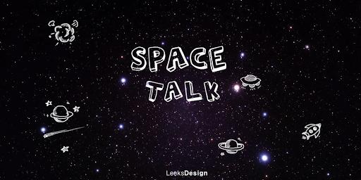 Leeks Space 카카오톡테마