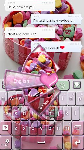糖果愛鍵盤