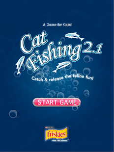 Friskies CatFishing 2- screenshot thumbnail