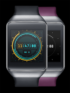 Chron Watch Face Screenshot 3