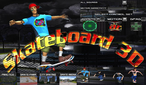 Skate Board Free Skater Games