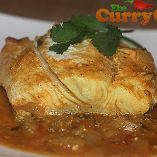 Punjabi Halibut Curry - Traditional Indian Fish Curries Are Packed With Flavour