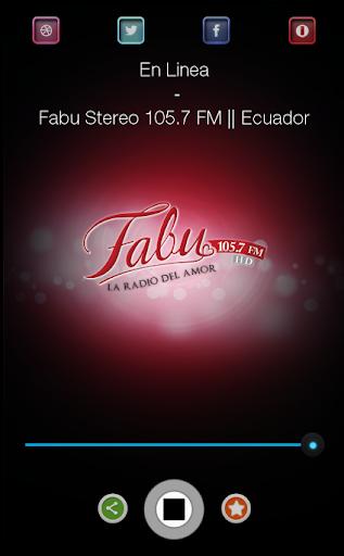 FABU STEREO ECUADOR