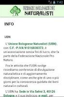Screenshot of Naturalisti UBN