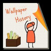 Wallpaper History