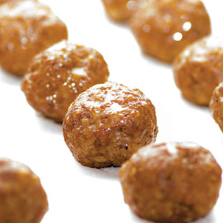 Melissa Joulwan's Chorizo Meatballs