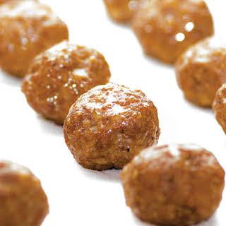 Melissa Joulwan's Chorizo Meatballs.
