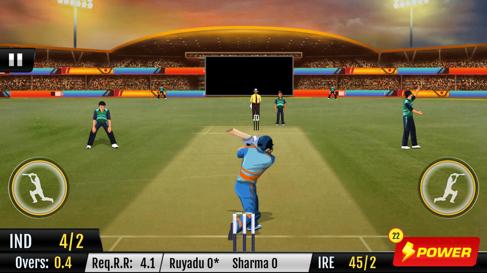 play online best cricket games world