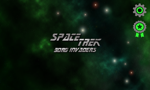 Space Trek: Borg Invaders