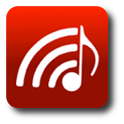 HypedMusic - Free Music Player icon