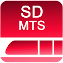 TransitGuru SD MTS Trolley logo