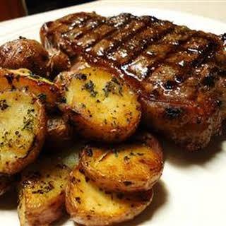 New York Strip Steak Recipes.