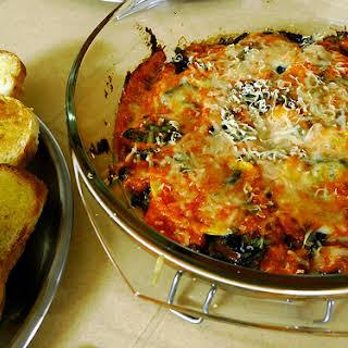 Low-Fat Eggplant Parmesan recipe – 154 calories.