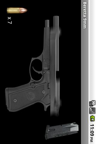 Beretta 9mm - screenshot