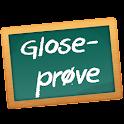 Gloseprøve Pro icon