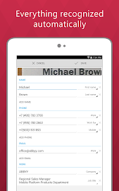 Business Card Reader Pro Screenshot 13