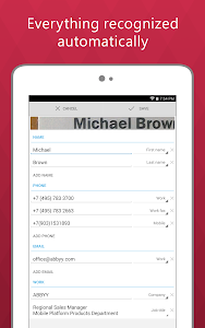 Business Card Reader Pro v4.0.141.0