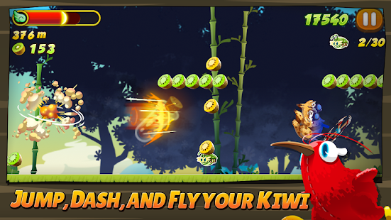 Kiwi Dash- screenshot thumbnail