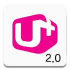U+ 고객센터 icon