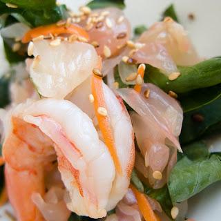 Goi Buoi (Vietnamese Pomelo Salad)