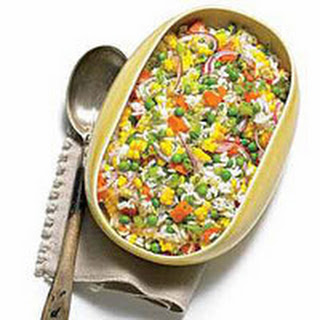 Rice Salad With Peas And Corn Recipes.