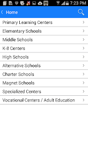 Dadeschools Mobile- screenshot thumbnail