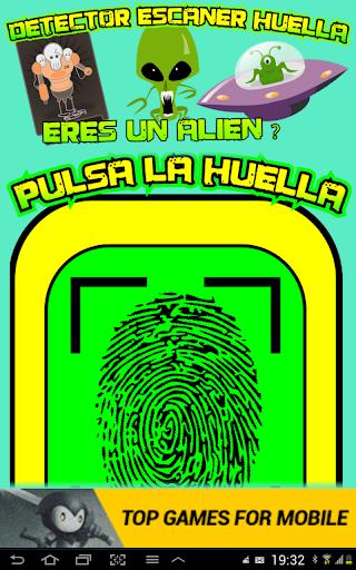 Detector alien ovni ufo broma