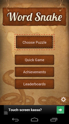 Word Snake - Word Search Game