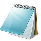 MS Notepad