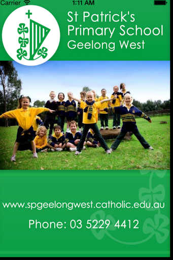 St Patrick's Primary Geelong W