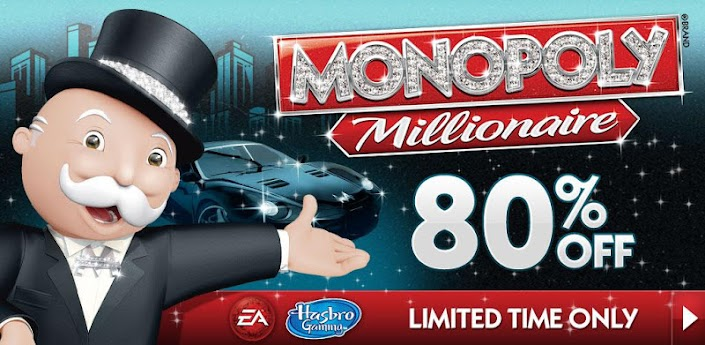MONOPOLY Millionaire 1.7.4 Apk Data Files Download-i-ANDROID