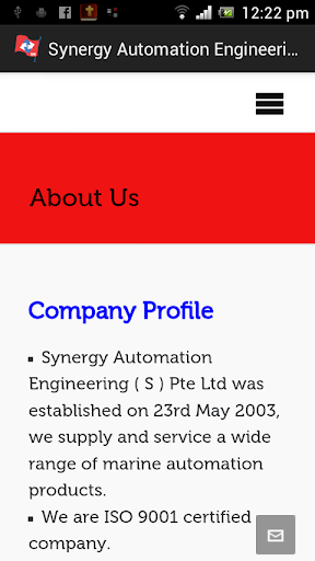 玩商業App|Synergy Automation Engineering免費|APP試玩