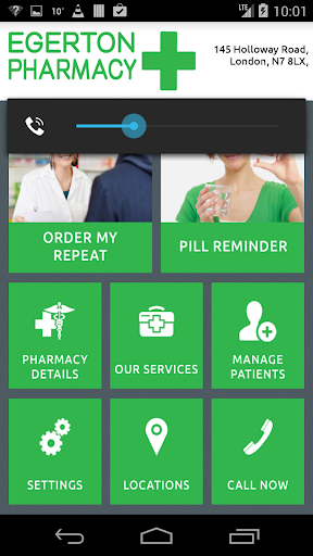 Egerton Pharmacy App UK 3.2.4