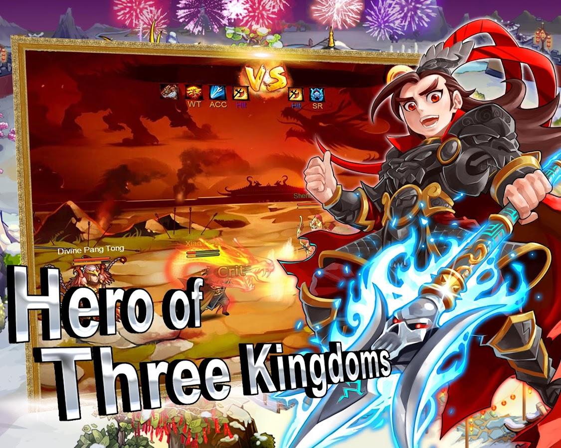 Screenshots of Hero's Throne for iPhone